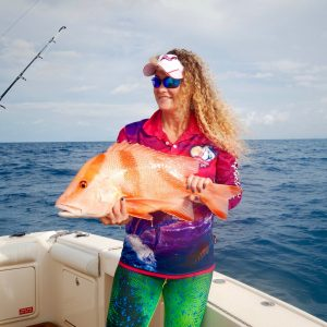 Meet Marlene Hicks Billfish Babes