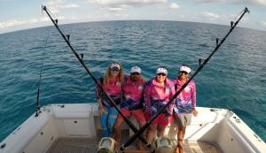 Billfish Babes Charters female billfish tournaments